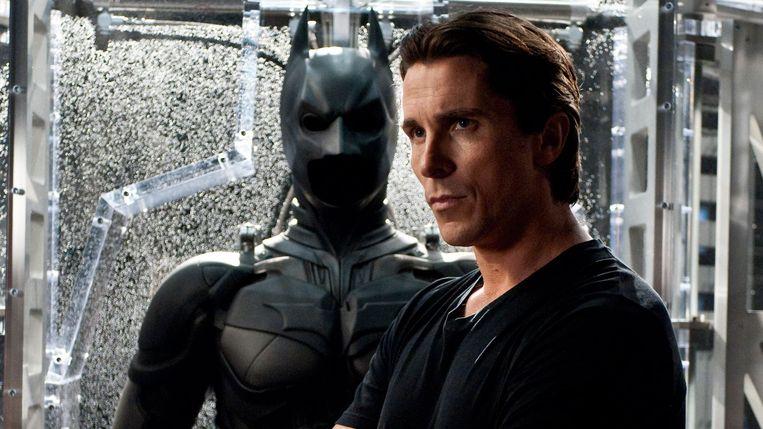 'The Dark Knight Rises' Beeld Variety