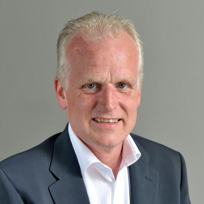 CDA-raadslid Eric van der Aa.