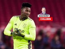 Column Hugo Borst | Andre Onana is het Ajax-shirt niet meer waard, klaag die weggooier aan