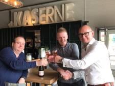 Gastheer Leon IJpelaar verruilt de KASerne voor sterrenrestaurant Sense