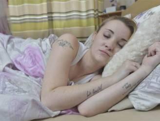 'Schone slaapster' slaapt door de geboorte van haar zoon