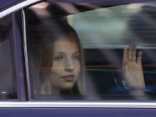 """Un bandeau télé """"offense"""" la famille royale: polémique en Espagne"""