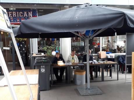 Geen rijen voor stembureau's bij Centraal Station Nijmegen