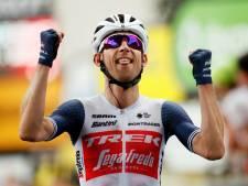 Tour de France: Bauke Mollema s'impose à Quillan après un solo de près de 40 km