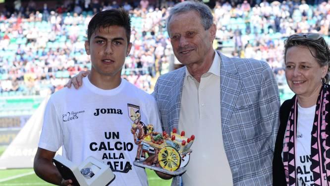 Palermo neemt afscheid van voorzitter die bijna 40 (!) coaches in 15 jaar versleet