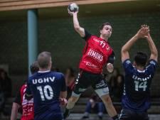 Bekerstunt handballers Quintus tegen UGHV