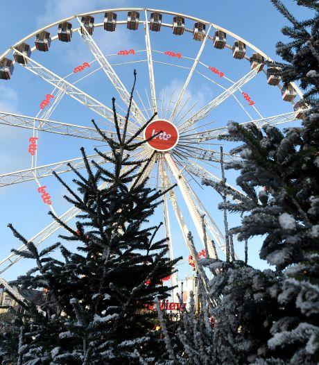 Bruxelles renoue avec les Plaisirs d'hiver