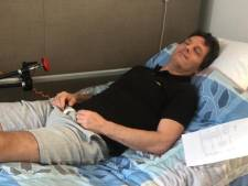 Val van e-bike met zware gevolgen voor 50-jarige amateurvoetbalkeeper uit Eindhoven; dwarslaesie gevreesd