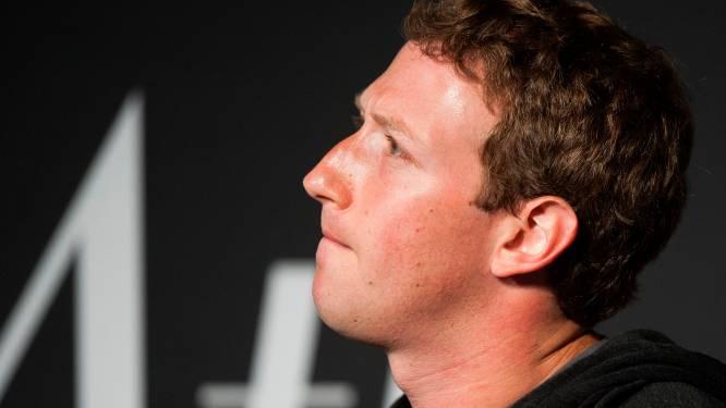 """Mark Zuckerberg op een week tijd 10 miljard dollar """"armer"""""""