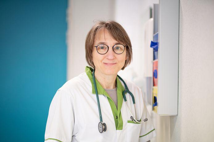 Dr. Erika Peeters.