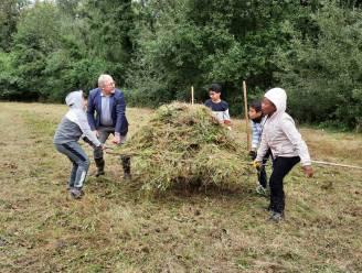 """GLS De Regenboog uit Zellik viert 25 jaar educatief natuurbeheer: """"Een win-win voor alle partijen"""""""