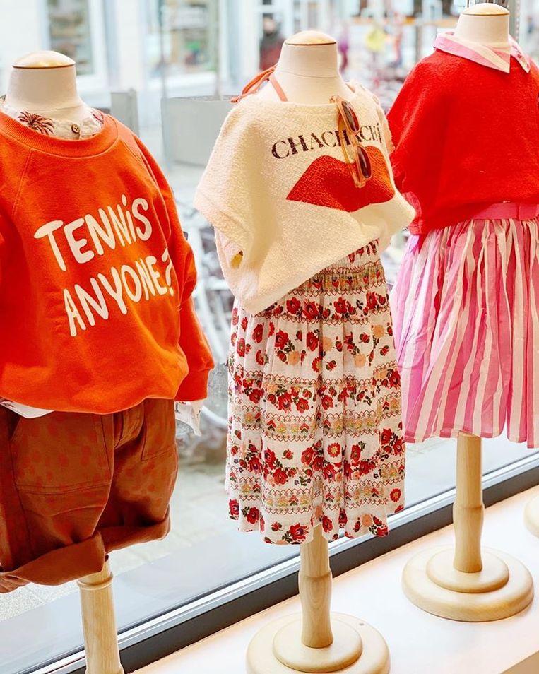 Leuke meisjeskleding gezocht? Check de website van Goldfish Mechelen.