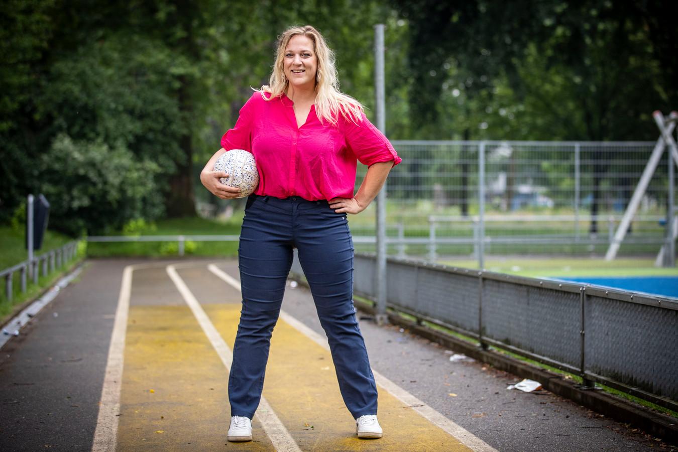 TT-2021-10340 - OLDENZAAL - Interview sportcoach Impuls Francisca van de Schilde. EDITIE: OL FOTO: Robin Hilberink RH20210713