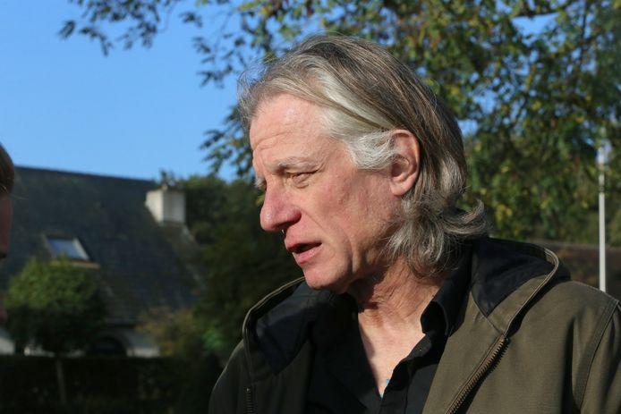 Guy Swinnen bracht het nummer 'Time' voor Marieke.