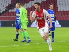 Na elf minuten voetbal tegen Ajax weet PEC Zwolle al: hier valt niks te halen