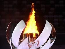 Naomi Osaka allume la vasque olympique, les Jeux sont officiellement lancés