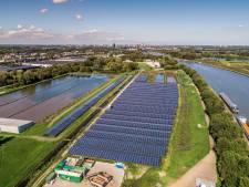 Grootste zonnepark van de regio Utrecht opent donderdag in Nieuwegein