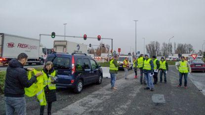 Brandstofprotest: nog enkele filterblokkades in Henegouwen
