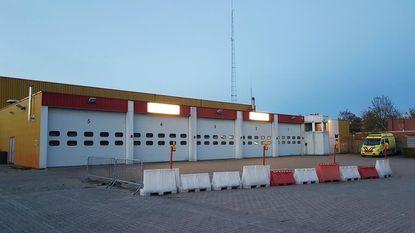 Brandweer, ambulance en politie op één locatie