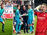 Keeperscarrousel in Tilburg: Van den Berg pakt kans, Wellenreuther weer terug en jammer voor Brondeel