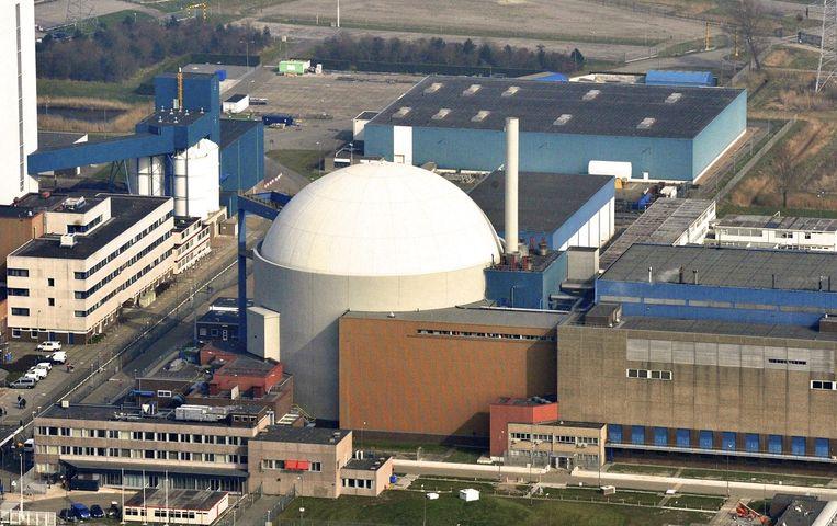 De Zeeuwse kerncentrale Borssele. Beeld anp