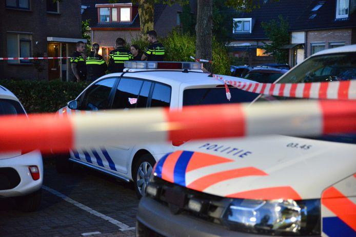 Er wordt onderzoek gedaan in Etten-Leur naar de twee schietpartijen.