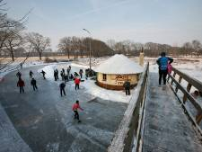 Voor het eerst sinds jaren schaatsen op de baan in Zelhem; frustraties in Doetinchem over ijsdikte; zwieren in het Aaltense Goor