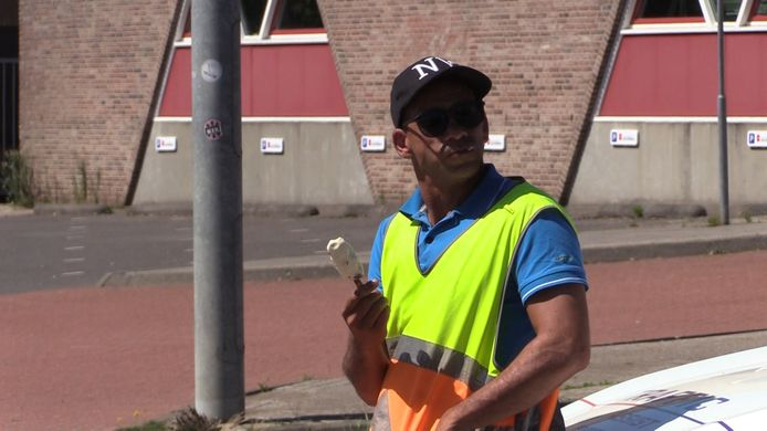Hoe is het om te werken in de hitte in Brabant?