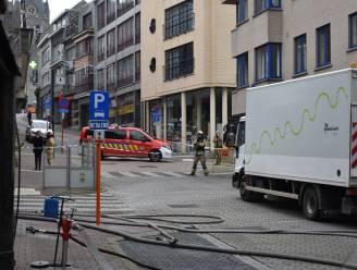 Gaslek in Penitentenstraat zet domper op wekelijkse markt: hulpdiensten stellen veiligheidszone in van 50 meter