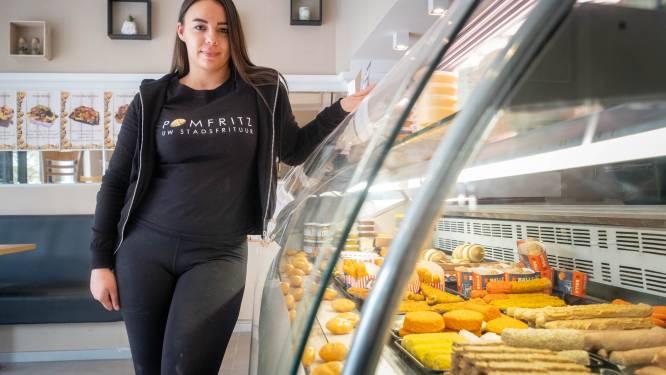 """Fay opent Pomfritz op Botermarkt: """"Verliefd geworden op frietenbakken"""""""