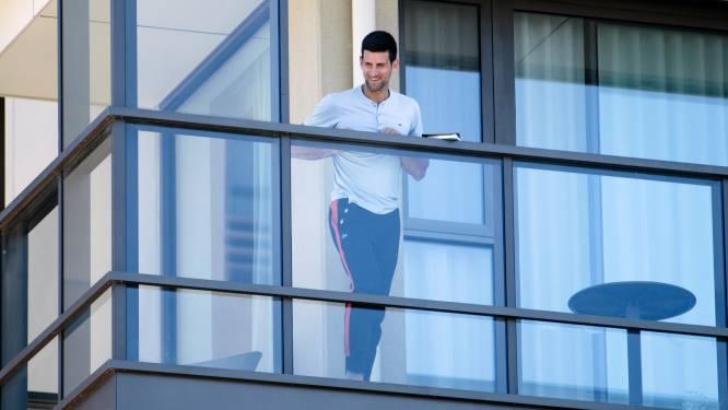 Tandengeknars bij mindere goden in Melbourne: Djokovic kan wél een luchtje scheppen in Adelaide