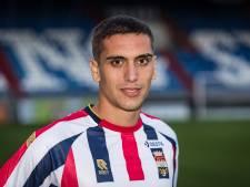 Argyris Kampetsis: 'Ik wil het minstens zo goed doen als Pavli bij Willem II'