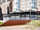 Sluiting restaurant Divan op de Waalkade van de baan, tik op vingers voor gemeente