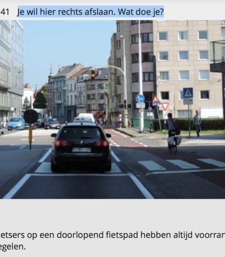 Amsterdammer 'hielp' Belgen met verborgen camera bij theorie-examen