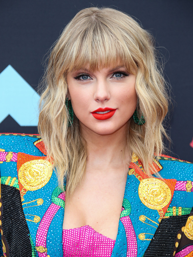 Singer Taylor Swift.