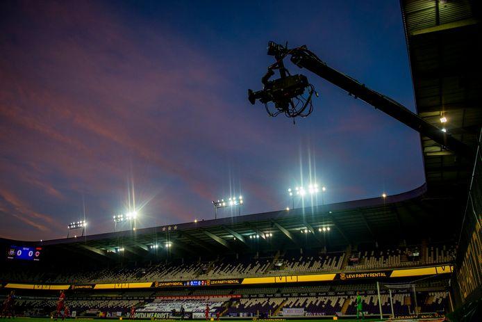 Speelt Club Brugge donderdag kampioen in het Lotto Park?
