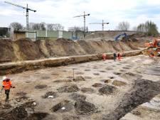Archeologen vinden 200 valkuilen in de wijk Linie