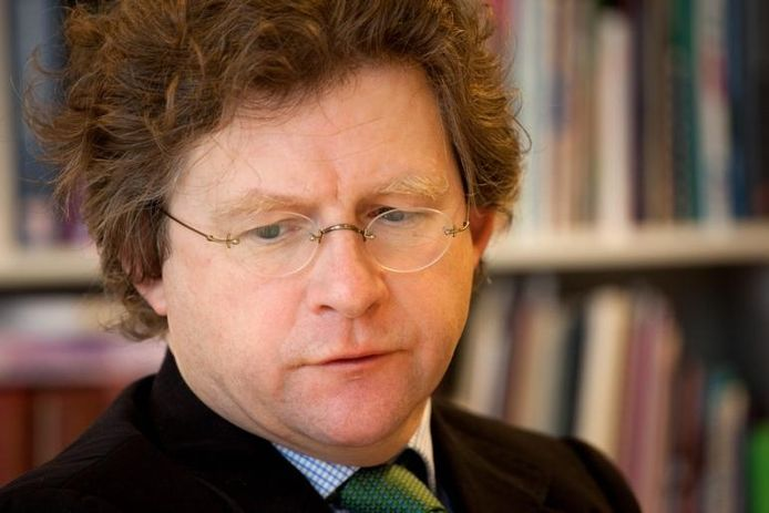 """Michiel Scheffer: """"De provincie Gelderland moet een bank worden."""" foto Gerard Verschooten"""