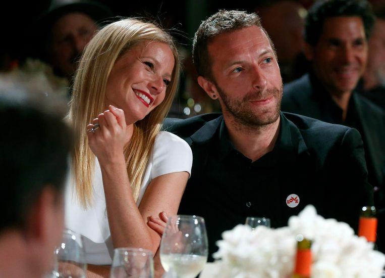 Gwyneth en Chris toen ze nog getrouwd waren
