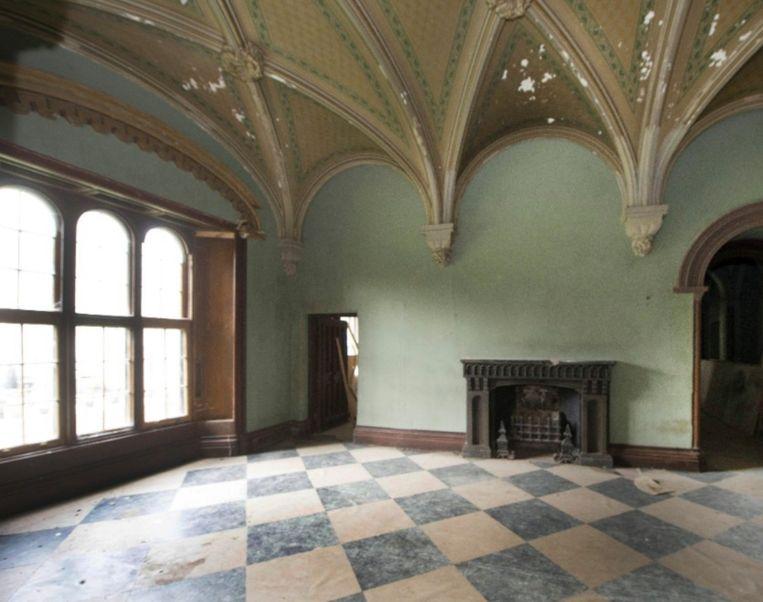 Gosford Castle staat te koop.