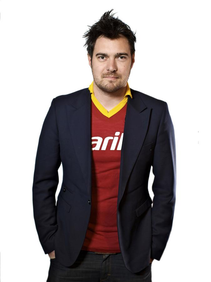 Sjoerd Mossou, columnist AD Sportwereld