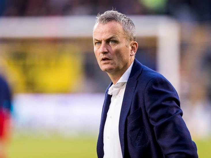 FC Eindhoven wil Penders als hoofdtrainer, NAC-directeur Manders blokkeert overgang