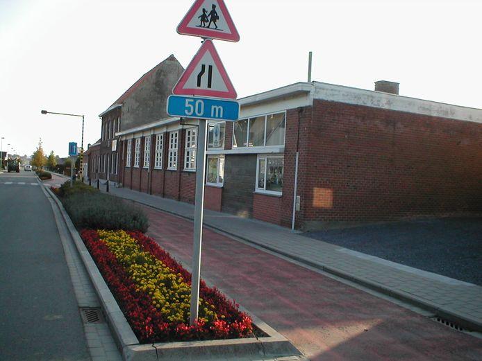 Basisschool De Mozaïek op Sint-Jozef De Geite.