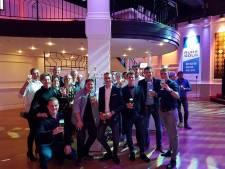 'Achter de bar staan is een vak', Zevenbergs kasteleinspaar Kees en Anita Quispel opnieuw in de prijzen