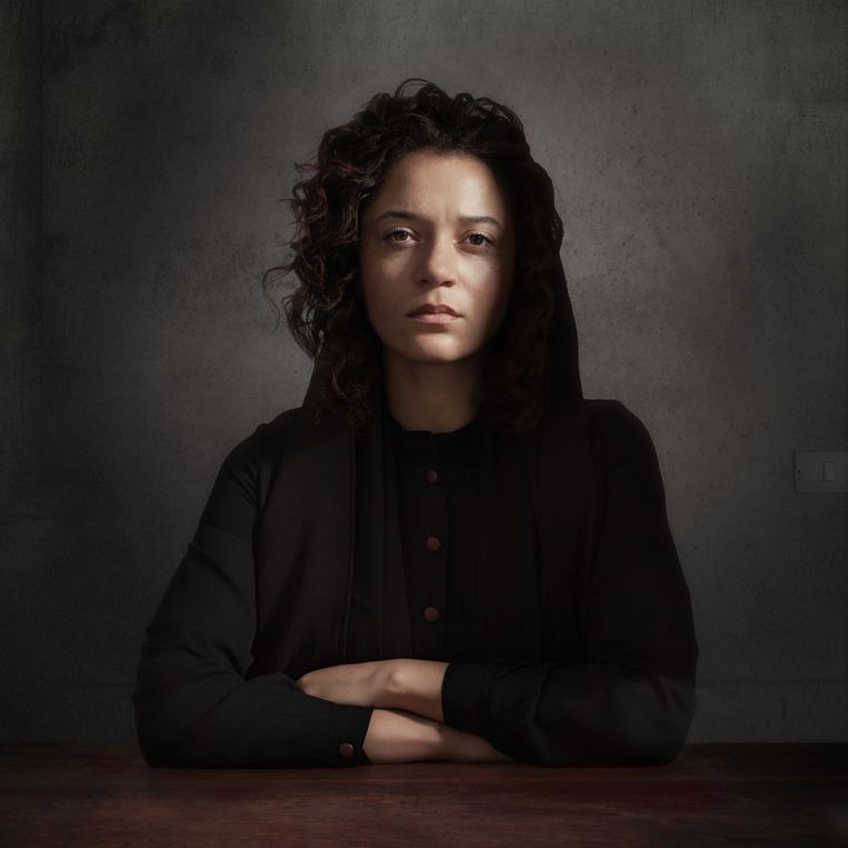Jade Olieberg als Laura H. Beeld Henri Verhoef