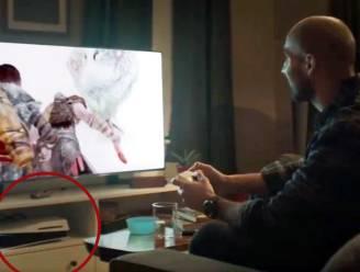 Oeps: Sony blundert in reclamespot en toont PlayStation 5 ondersteboven