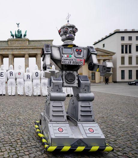 La Belgique va présider un groupe d'experts sur l'encadrement des robots tueurs