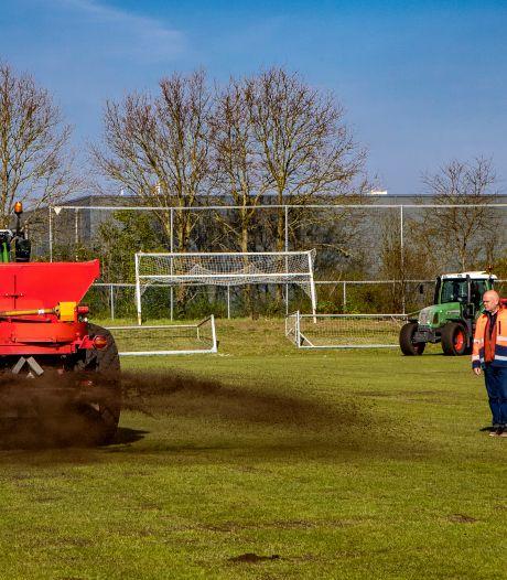 Diepgroene parels lonken op Deventer voetbalvelden