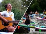 Het eerste Sup-concert van Nederland in de Dommel