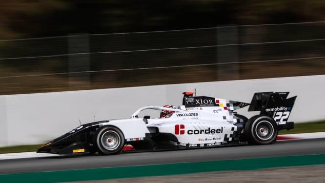 Amaury Cordeel staat voor vuurdoop in de FIA F3 tijdens F1-weekend in Barcelona. Talent uit Temse is enige Belg in de internationale eenzitters
